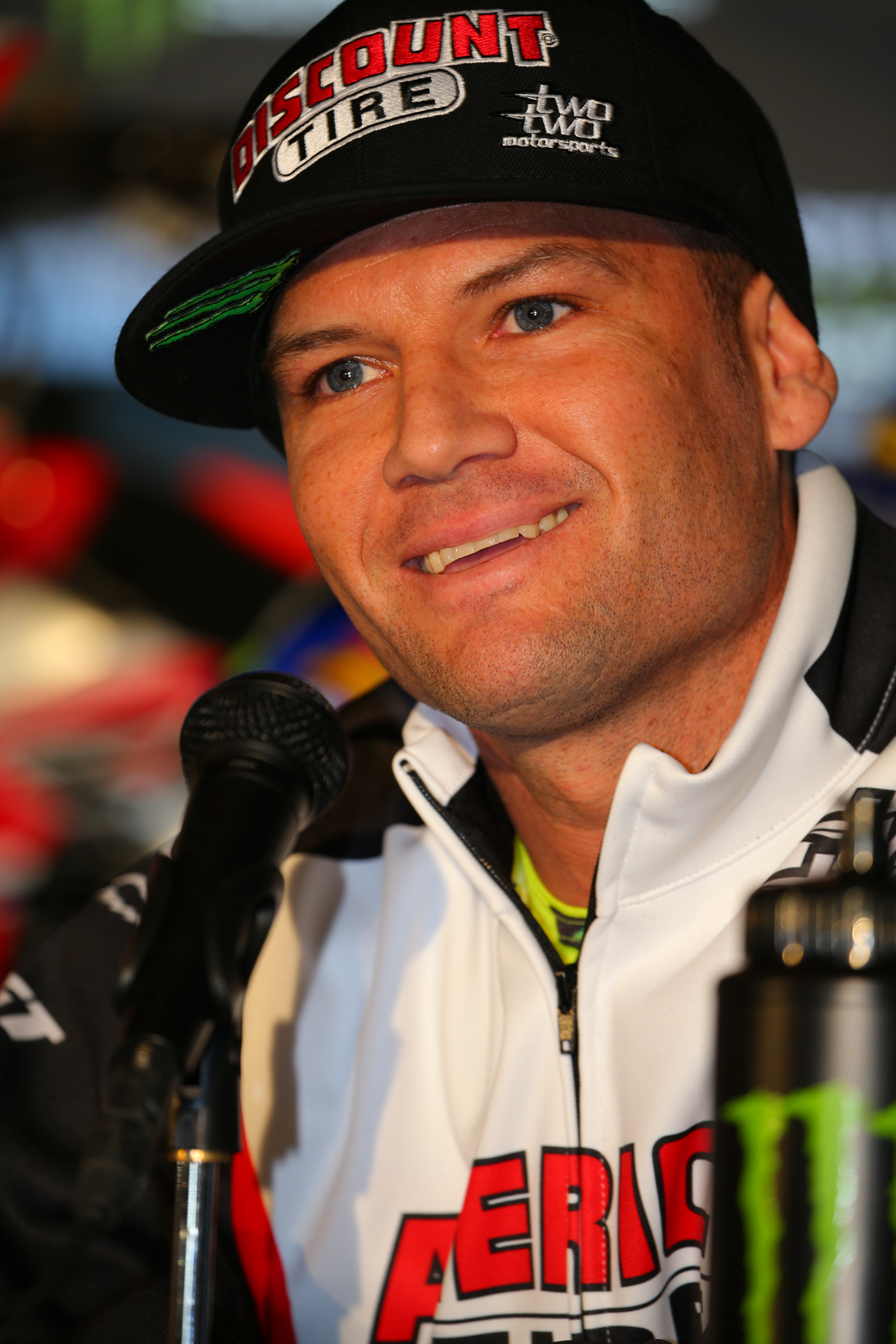 See See Motorcycles >> Chad Reed - #countdown2SX: Press Day - Motocross Pictures - Vital MX