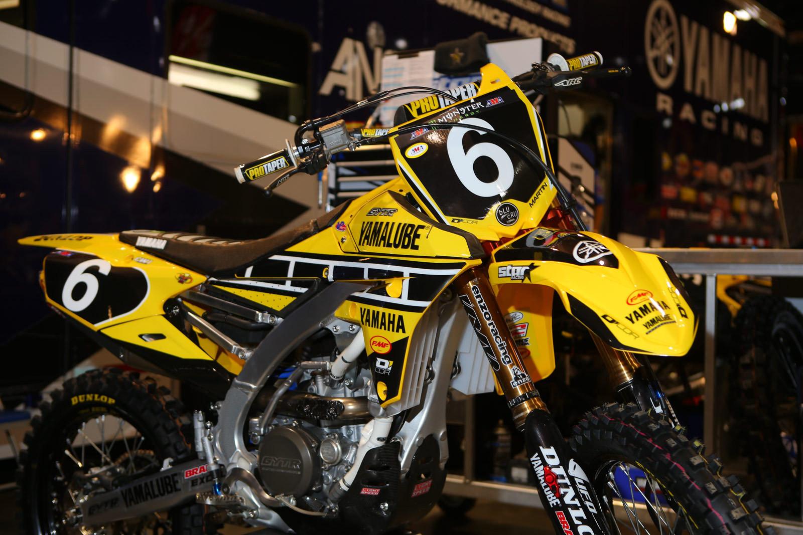 Jeremy martin vital mx pit bits atlanta 2 motocross for Martins yamaha ocala