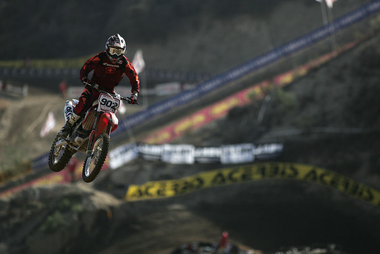 Cody Cooper - Vital MX Pit Bits: Glen Helen 2007 - Motocross Pictures - Vital MX