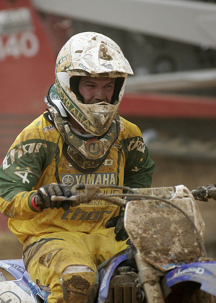 Low Credit Score >> Chad Reed - 2007 Red Bull Motocross of Nations: Saturday Qualifiers - Motocross Pictures - Vital MX