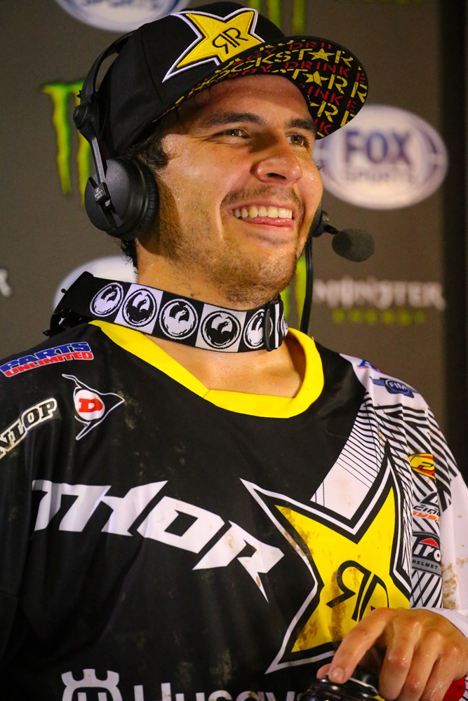 Jason Anderson Photo Blast Monster Energy Cup