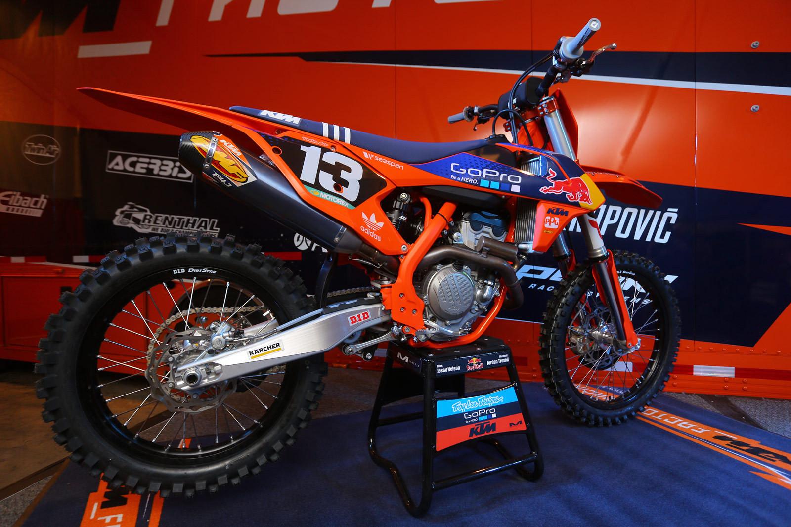 Ktm  Racing Gopro