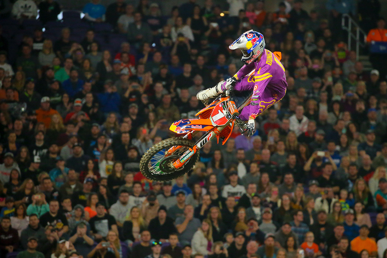 Photo Blast from Minneapolis: Ryan Dungey - Photo Blast: Minneapolis - Motocross Pictures - Vital MX