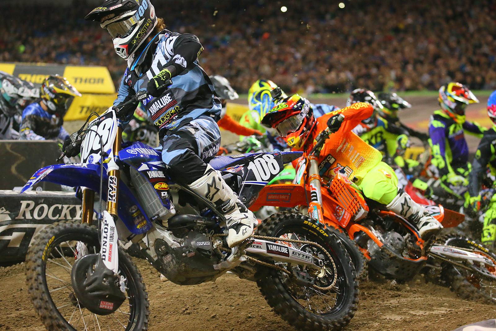 Photo Blast: Toronto, and 250 Heat Race One Start - Photo Blast: Toronto - Motocross Pictures - Vital MX