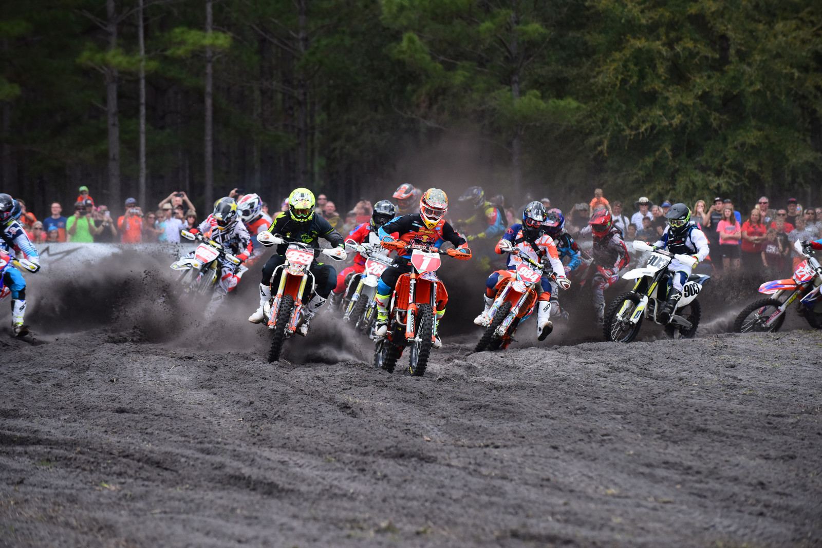 Kailub Russell - Wild Boar GNCC - Motocross Pictures - Vital MX