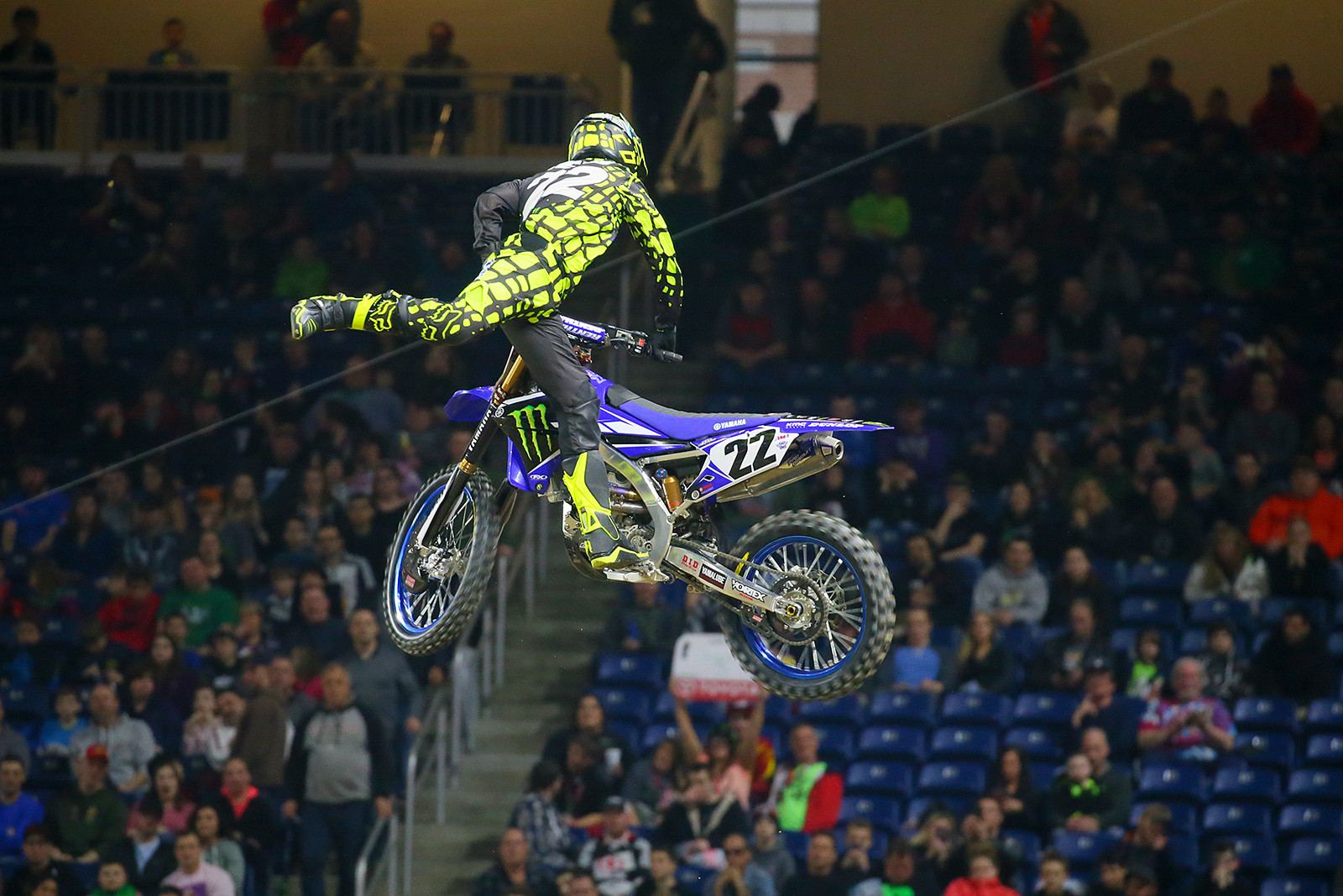 Vital MX Photo Blast from Detroit, and Chad Reed - Photo Blast: Detroit - Motocross Pictures - Vital MX