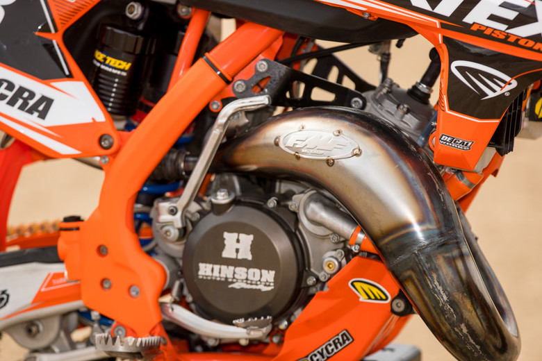 FMF raw pipes are drool worthy...