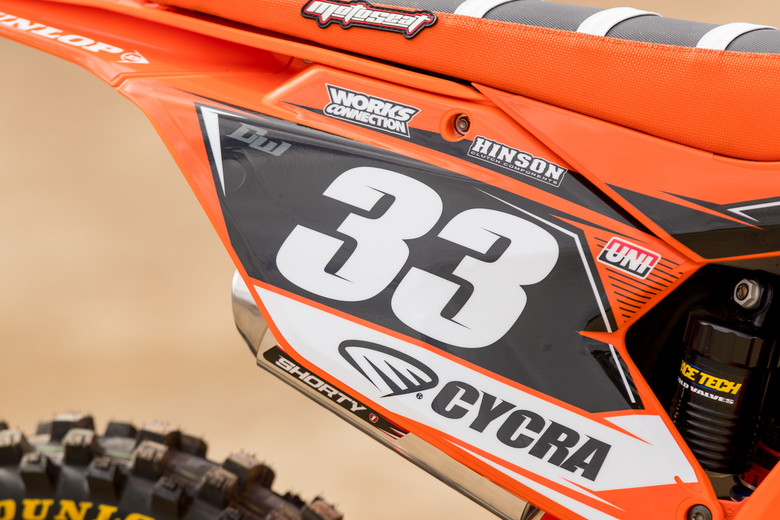 DeCal Works has stepped up their designs and even their own logo, modernizing and keeping with the times.