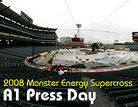 2008 Monster Energy Supercross A1 Press Day