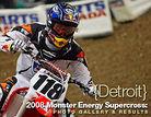 Monster Energy Supercross: Detroit