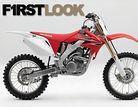 First Look: 2009 Honda CRF250R