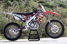 Vital MX Real World Project Bike: 2010 CRF450
