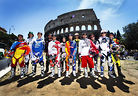 Roman Holiday: Nate Adams Wins Red Bull X-Fighters Rome