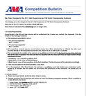 2012 AMA Supercross Rule Updates