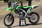 In Depth: 2013 Kawasaki KX450F