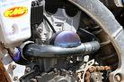 Spy Photos: New Yamaha Exhaust