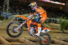 Taddy Sweeps Endurocross Finals