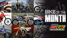 "VitalMX and DeCal Works ""Bike of the Month"" Contest"