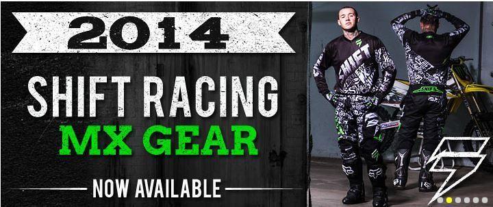 2014 MX Gear
