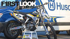 First Look: 2015 Rockstar Energy Racing / Husqvarna