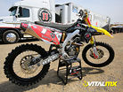 The Big Picture: Ken Roczen's RCH Soaring Eagle/Jimmy Johns/Suzuki Factory Racing 450