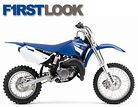 First Look: 2008 Yamaha YZ85