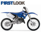 First Look: 2008 Yamaha YZ125