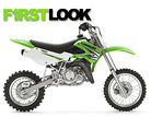 First Look: 2008 Kawasaki KX65