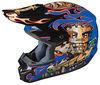 Fly Racing Kinetic Tiki Youth Helmets