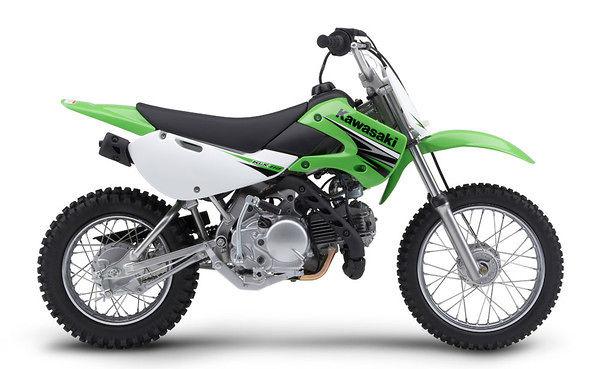 2009 Kawasaki Off Road Models Under 250cc Motocross