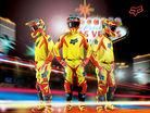 Team Fox to Wear Neon Lights Racewear in Vegas!