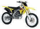 First Look: 2010 Suzuki RM-Z and RMX Models