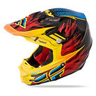 Fresh Gear: Fly Racing 2014 F2 Carbon Andrew Short Replica Helmets