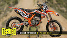 Tested: Quick Wrench KTM 350SX-F