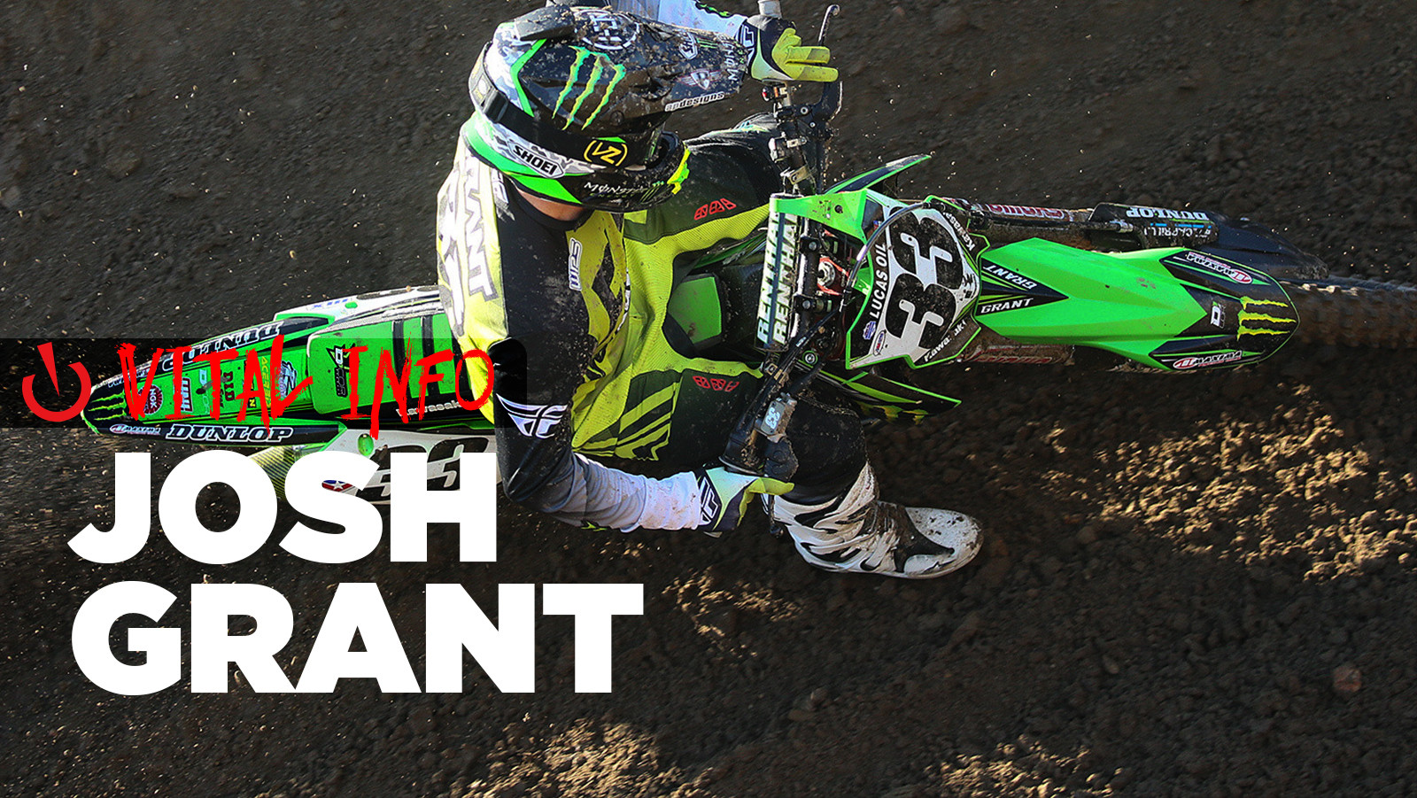Vital Info: Josh Grant