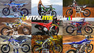 Vital MX Poll: Bikes of Supercross 2017 Sneak Peek - 250s