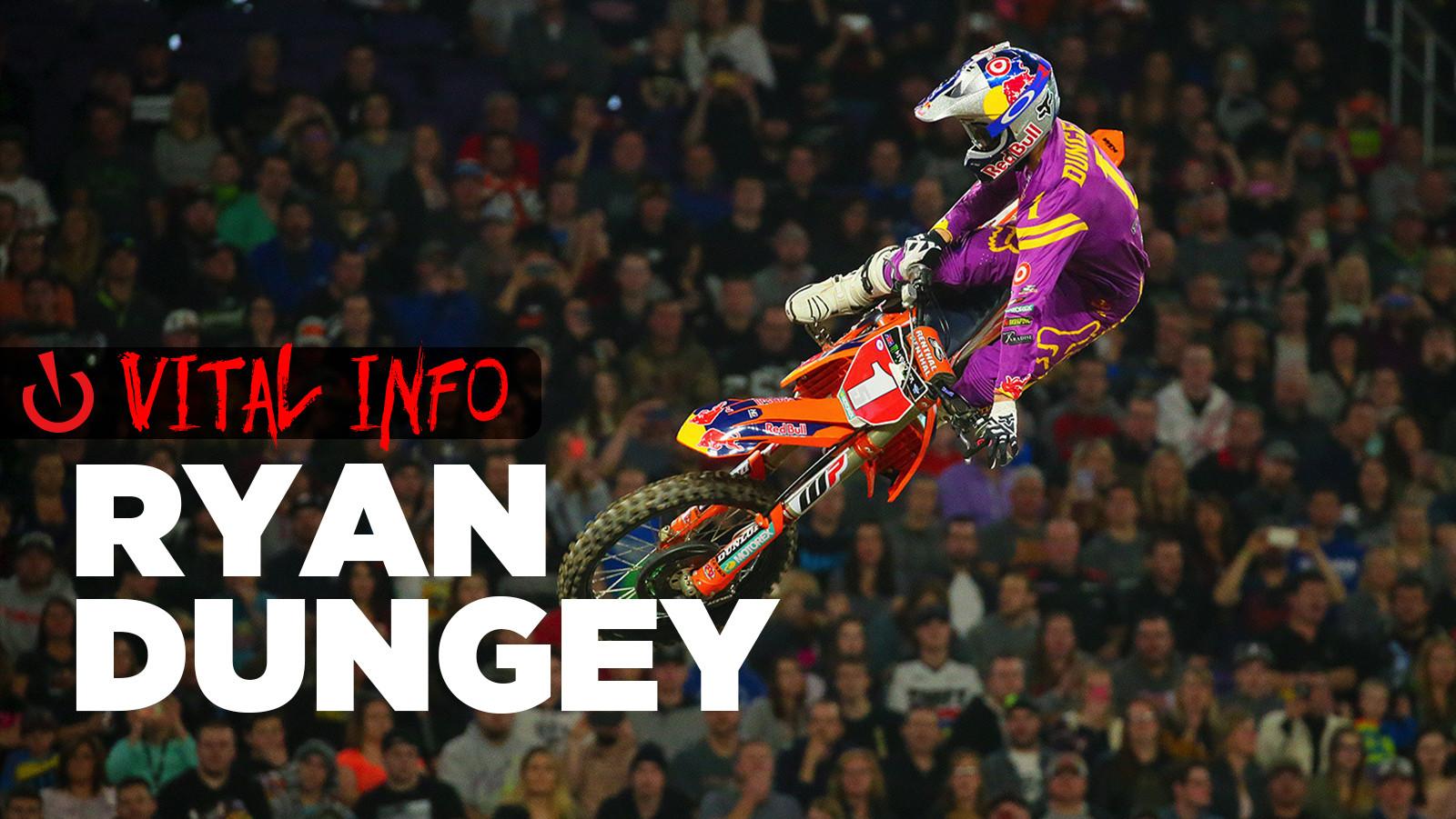 Vital Info: Ryan Dungey