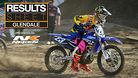 Results Sheet: Glendale Supercross