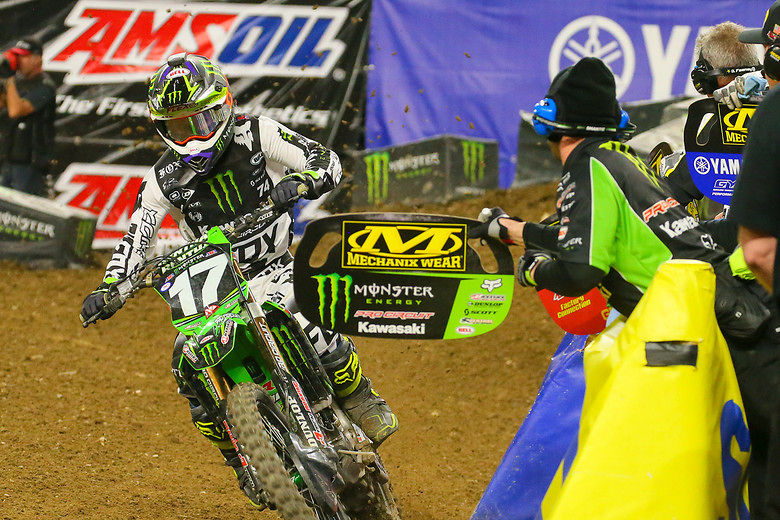 Minneapolis Supercross - The Good, the Bad, and the Ugly