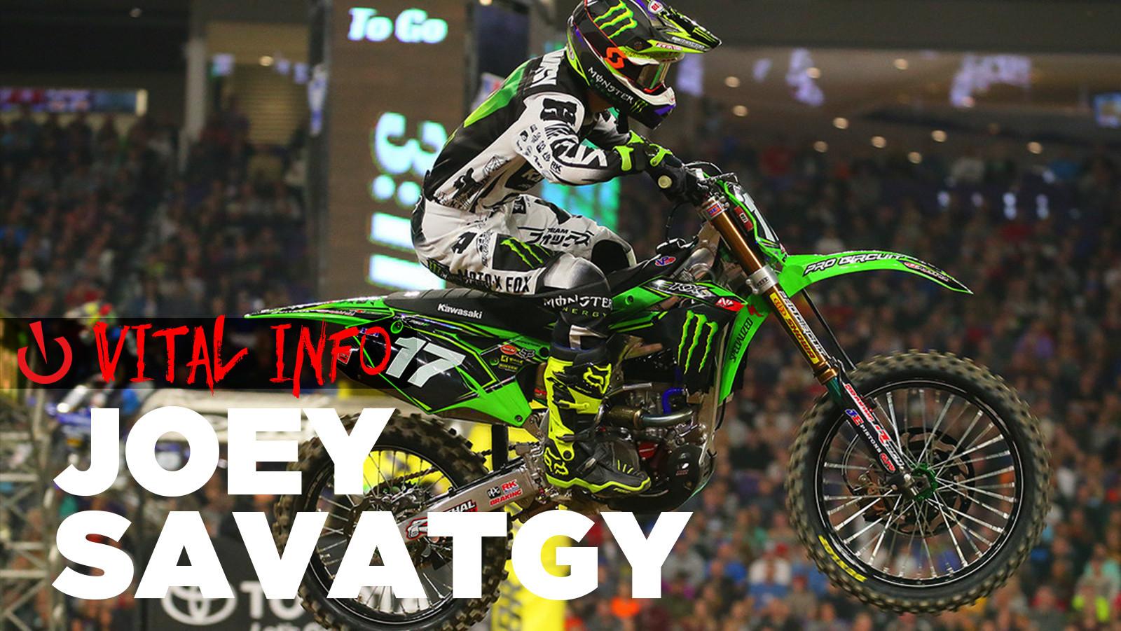 Vital Info: Joey Savatgy