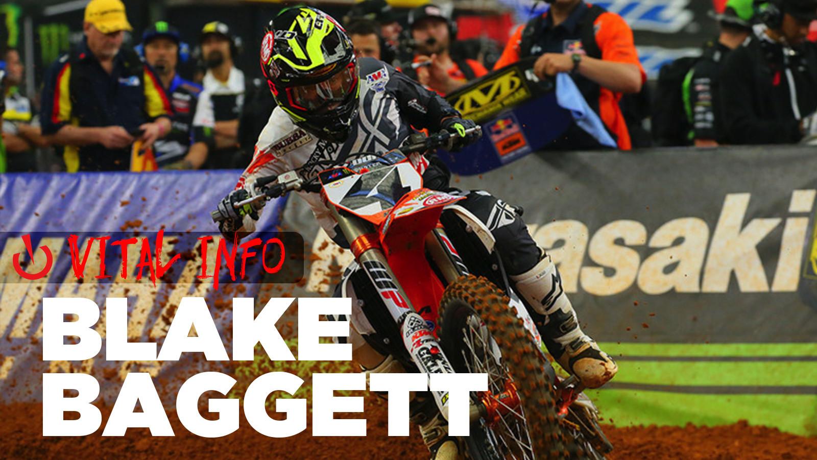 Vital Info: Blake Baggett