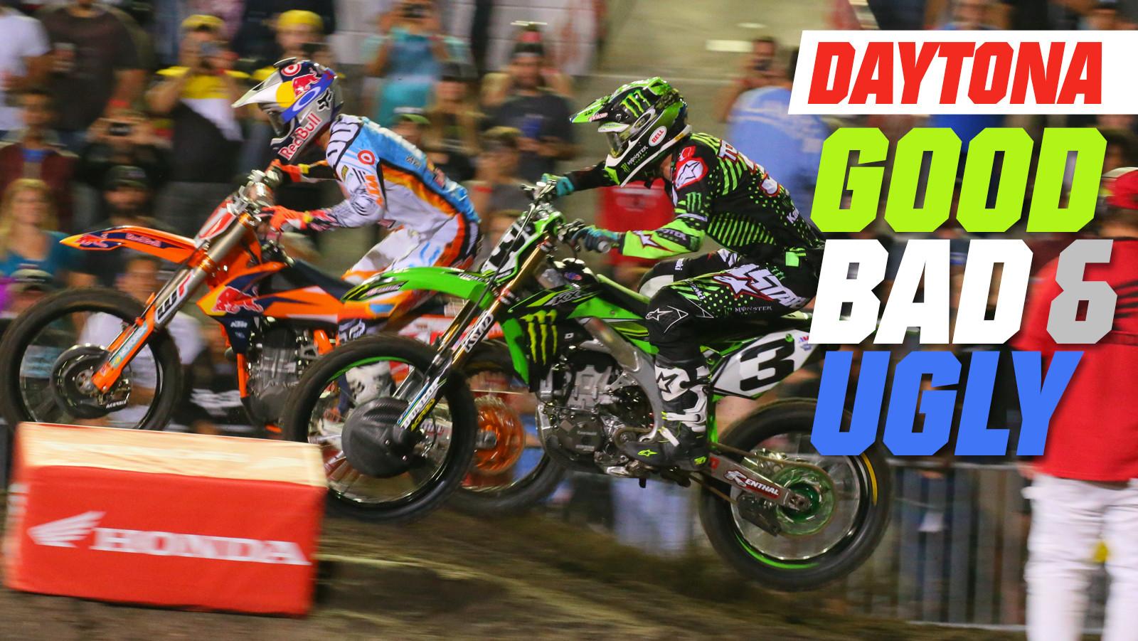 Daytona Supercross - The Good, the Bad, and the Ugly