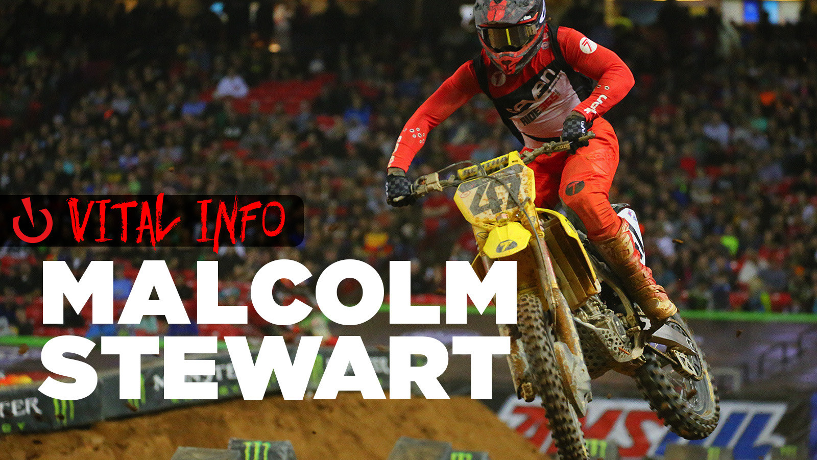Vital Info: Malcolm Stewart