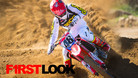 First Look: Christian Craig Aboard the Team Honda HRC CRF450R