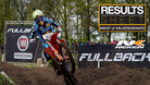 Results Sheet: 2017 MXGP of Valkenswaard