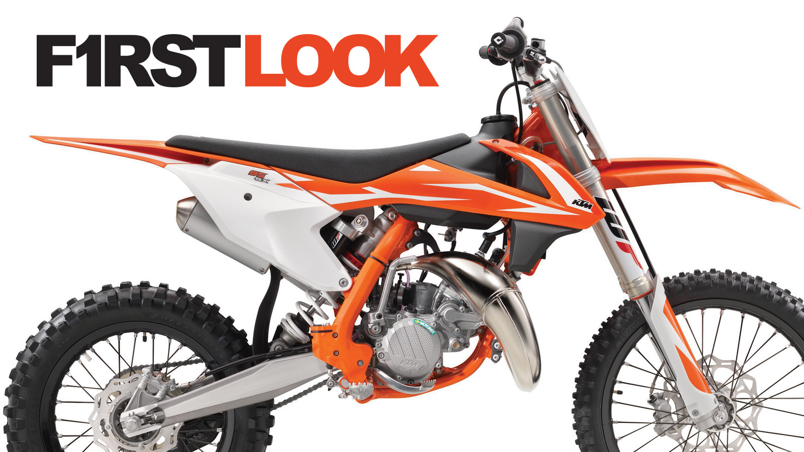 First Look: 2018 KTM SX Models