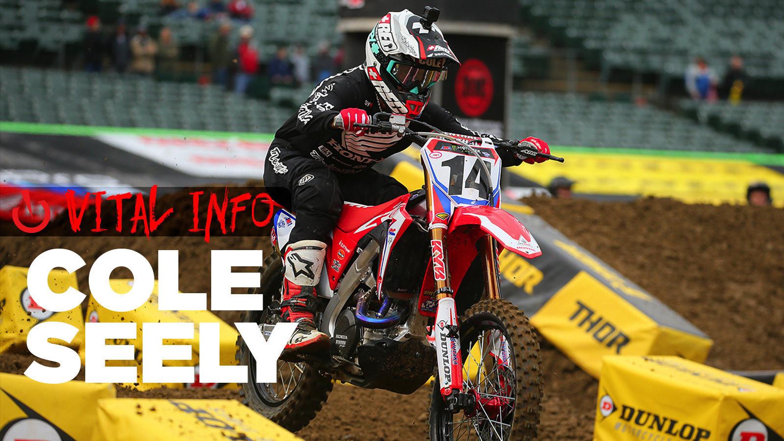 Vital Info: Cole Seely