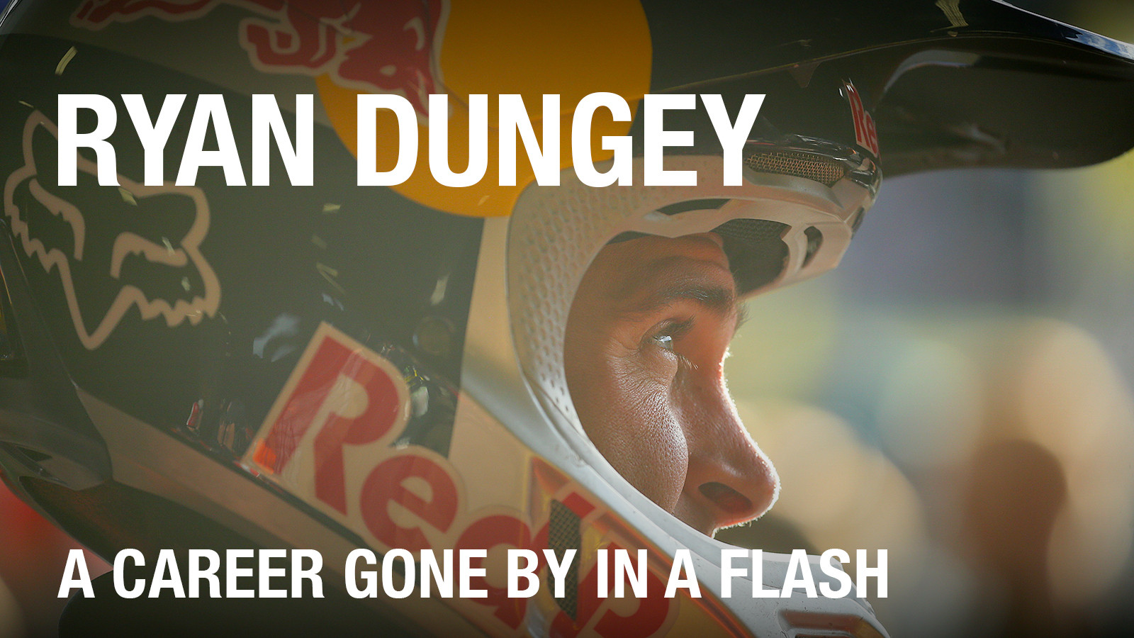 Ryan Dungey: A Career Gone By In A Flash