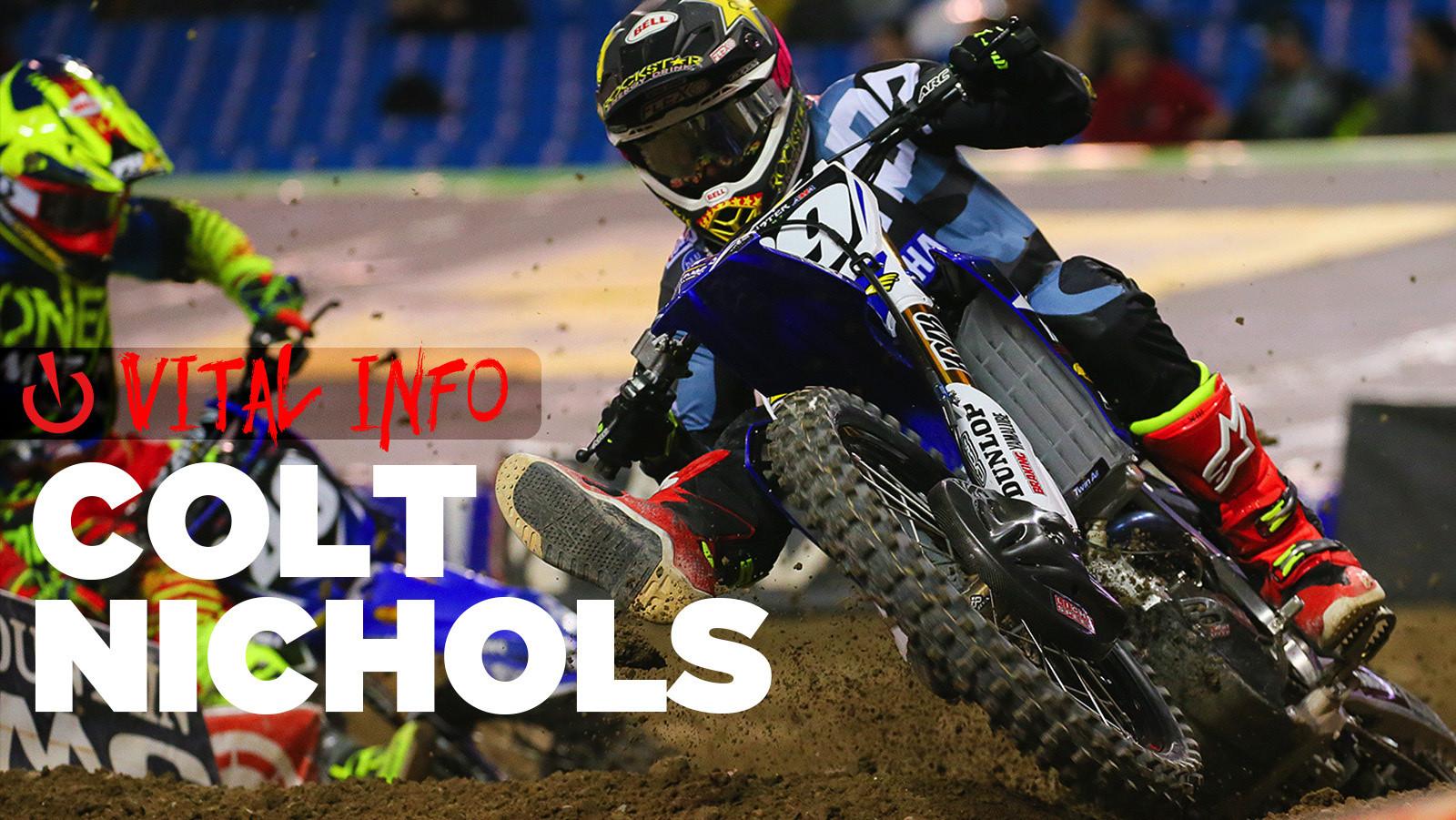 Vital Info: Colt Nichols