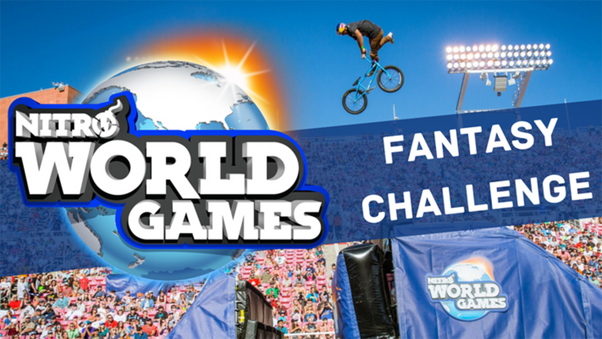 Nitro World Games Fantasy Challenge: Win a Signed Travis Pastrana Jersey!
